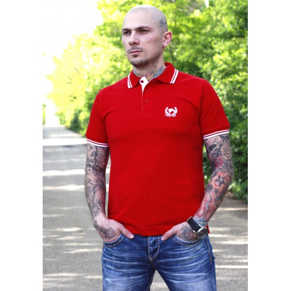 Polo Odpor red